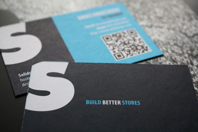 Tips for using qr codes in business cards solidshops track results reheart Images